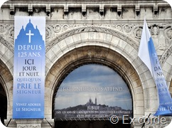 EXCORDE Basilica Sacre Coeur paris
