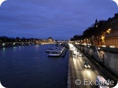 EXCORDE Rio Sena Paris