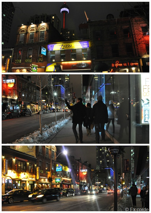 Ruas de Toronto_Ex corde
